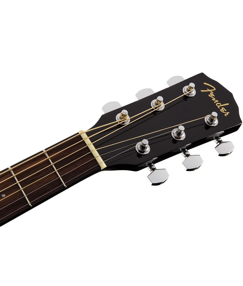 Fender Fender CD-60S Dreadnought, Walnut Fingerboard, Black