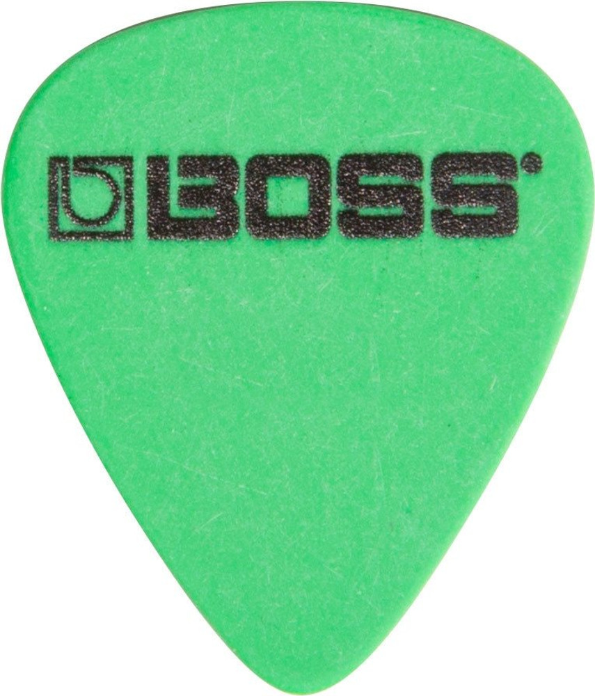 Boss Boss Delrin Guitar Picks .88mm Medium / Heavy - 12 Pack
