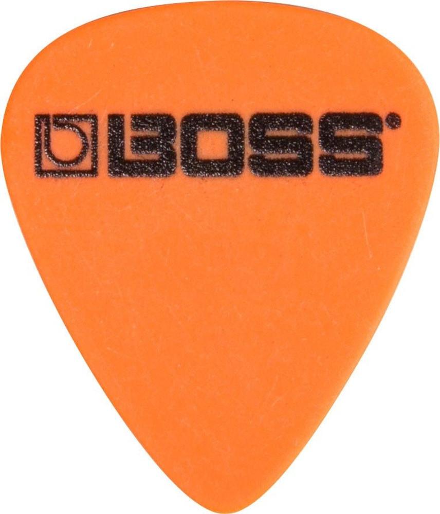 Boss Boss Delrin Guitar Picks .60mm Medium / Thin - 12 Pack