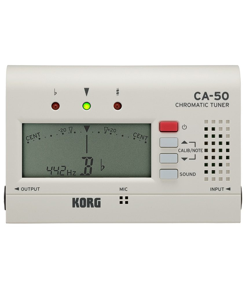 Korg Korg CA-50 Chromatic Tuner