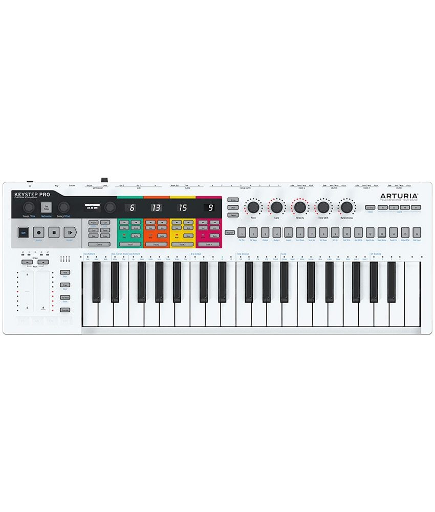 Arturia Arturia KeyStep Pro 37-key Controller and Sequencer