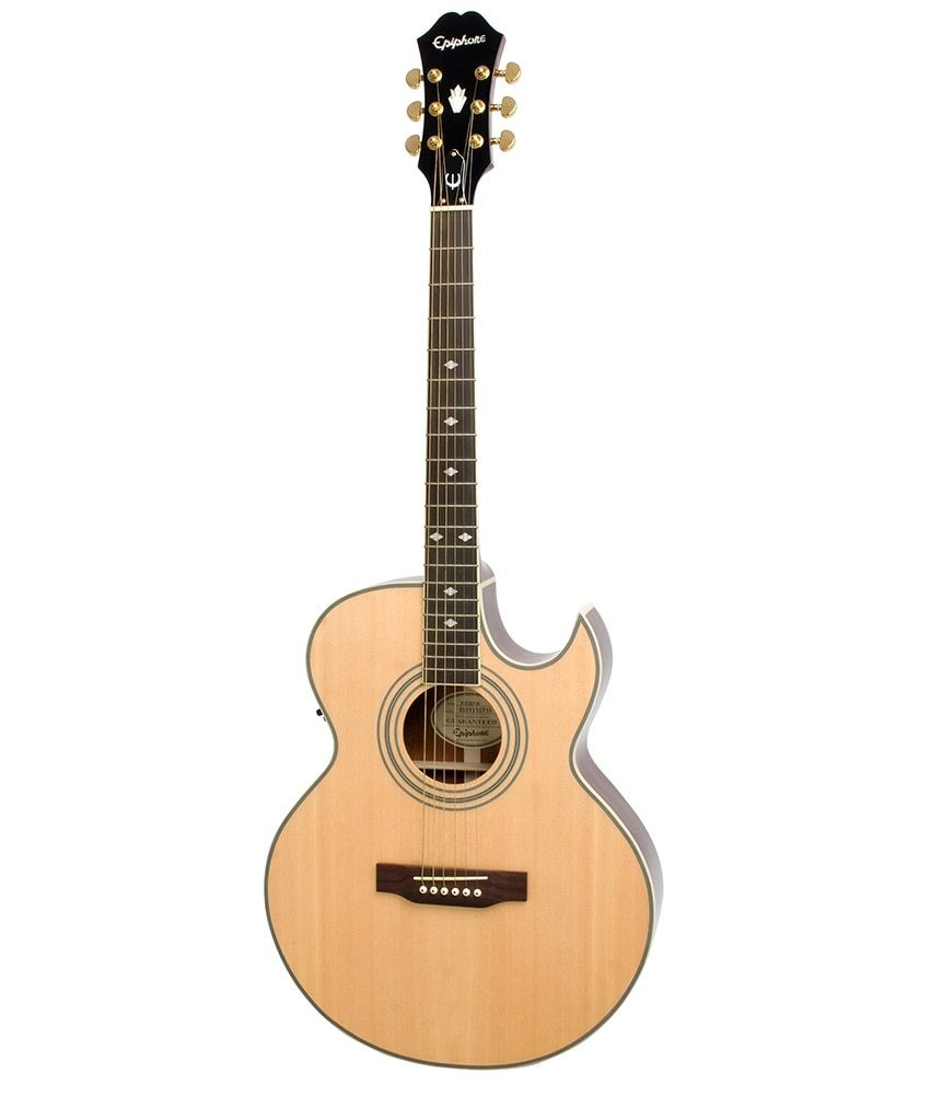 Epiphone Epiphone PR-5E Natural Acoustic-Electric Guitar