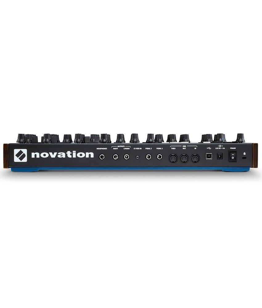 Novation Novation Peak 8-Voice Desktop Polyphonic Synthesizer