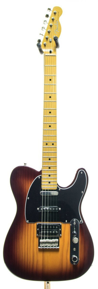 Fender Fender Modern Player Telecaster Plus Electric Guitar Honey Burst