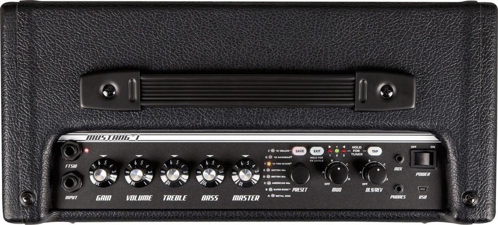 Fender Fender Mustang I 20-Watt 1x8-Inch Combo Amp