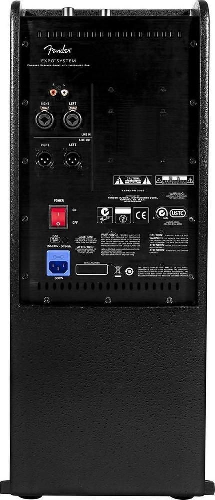 Fender Fender Audio Expo System Portable