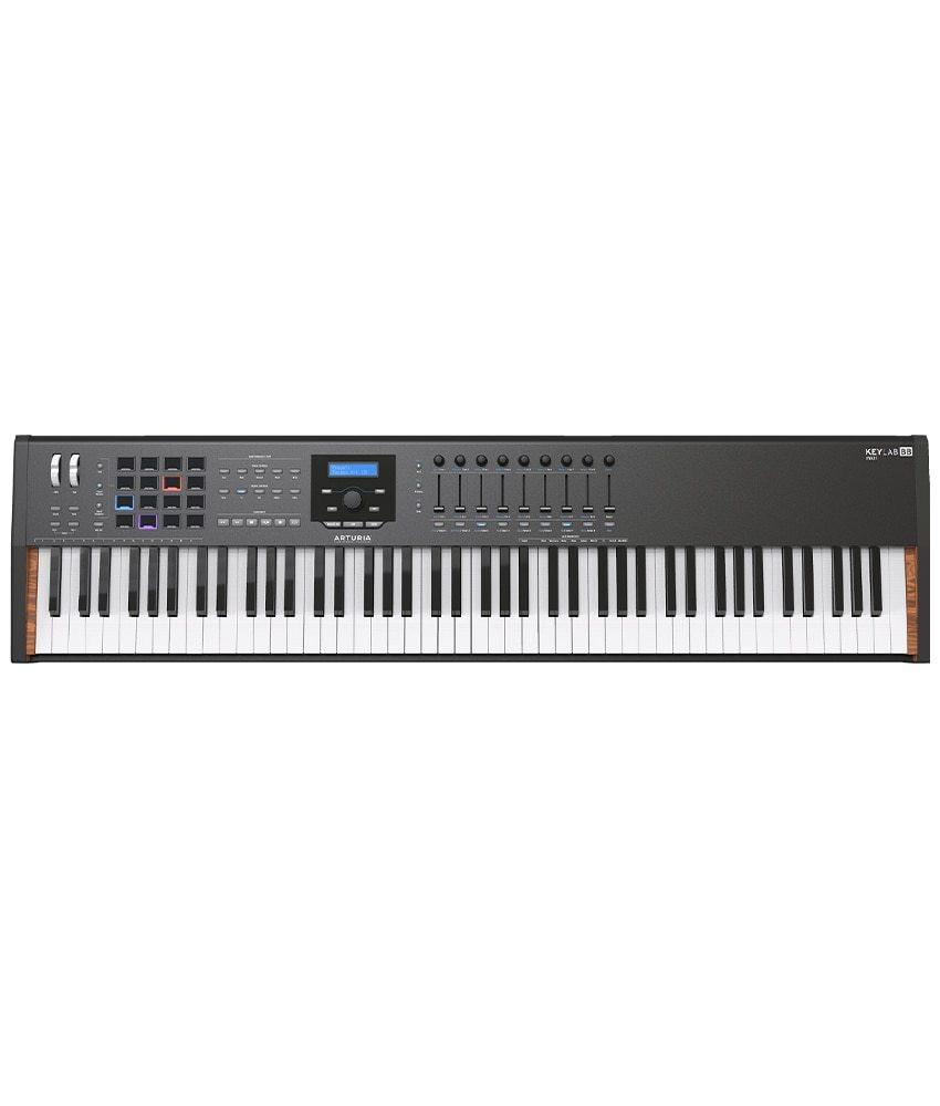 Arturia Arturia KeyLab 88 MkII 88-key Weighted Keyboard Controller - Black Edition