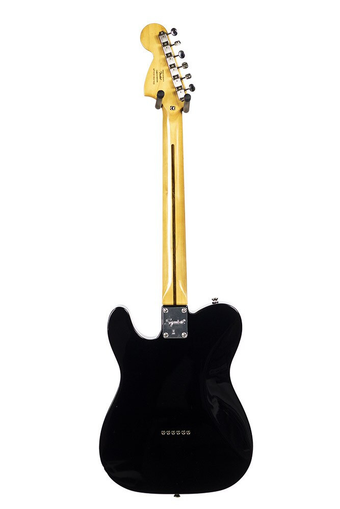 Squier Squier by Fender Classic Vibe 70s Telecaster Custom, Maple Fingerboard - Black