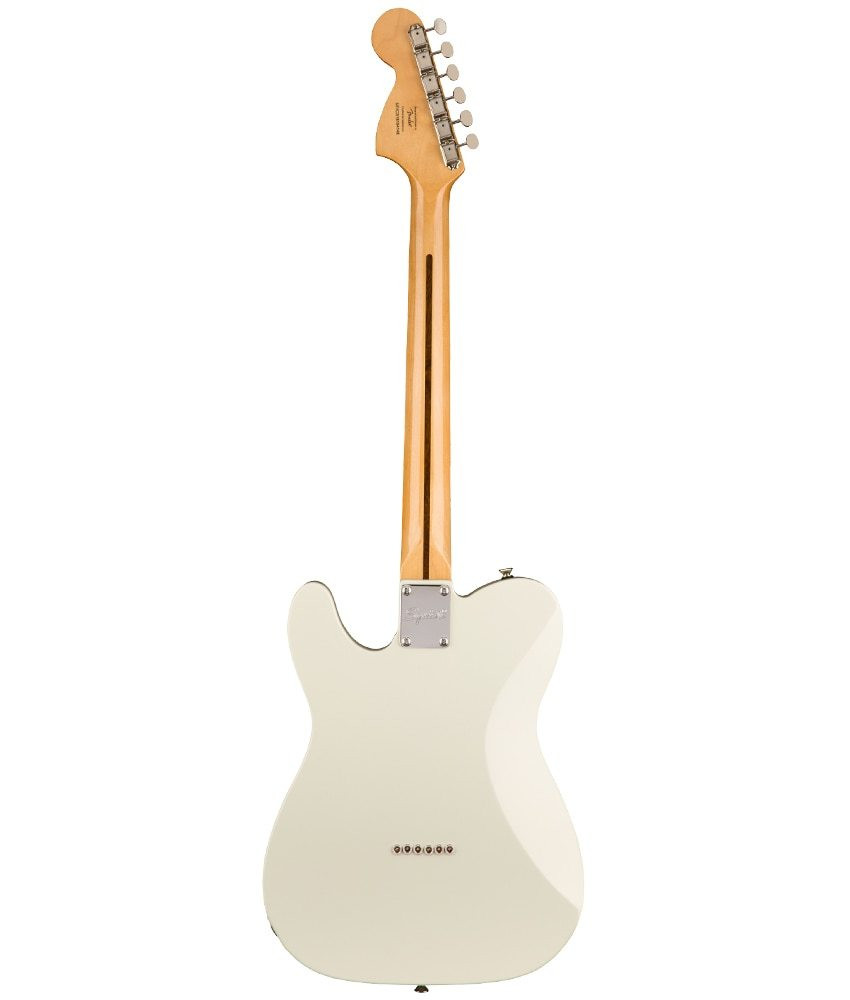 Squier Squier by Fender Classic Vibe 70s Telecaster Deluxe, Maple FB, Olympic White