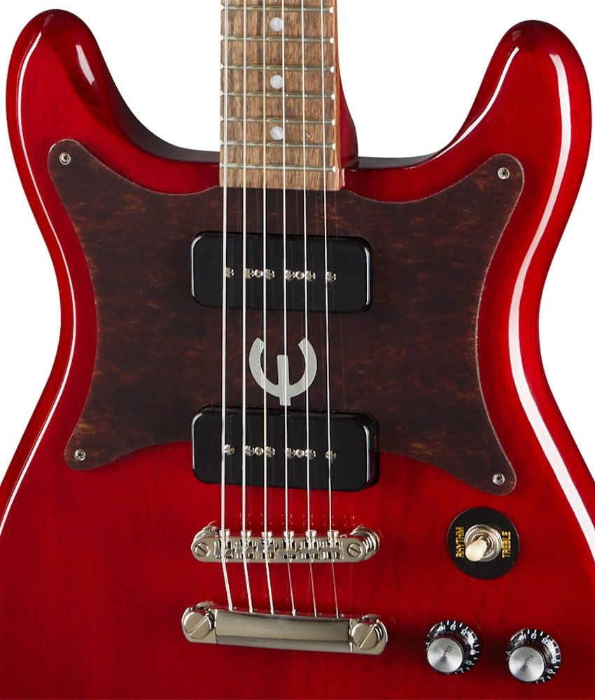 Epiphone Epiphone Wilshire P-90s Electric Guitar - Cherry
