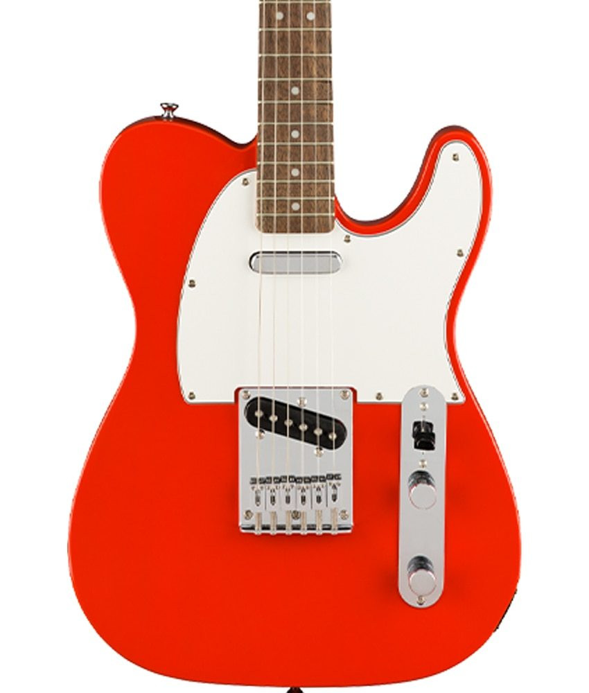 Squier Pre-Owned Squier by Fender Affinity Series Telecaster, Race Red 0370200570