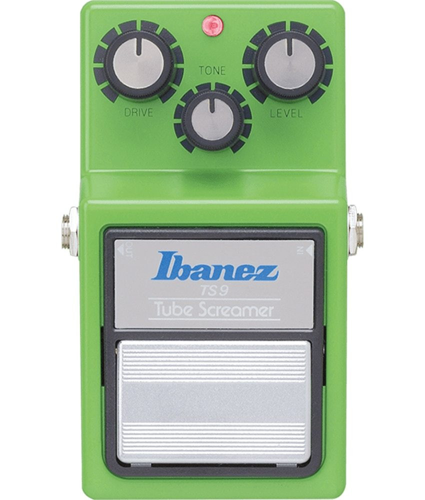 Ibanez Ibanez TS9 Tube Screamer Effects Pedal