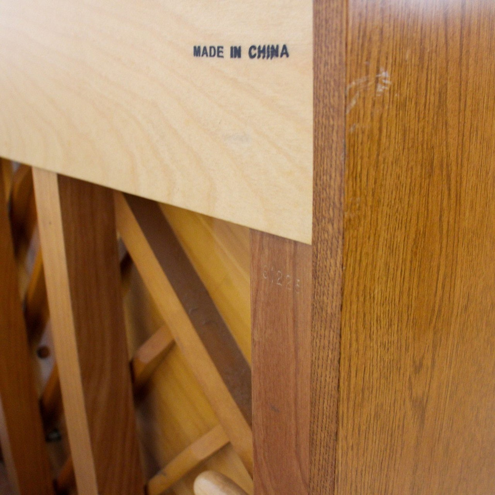 Conn Conn 43 Oak Console Piano