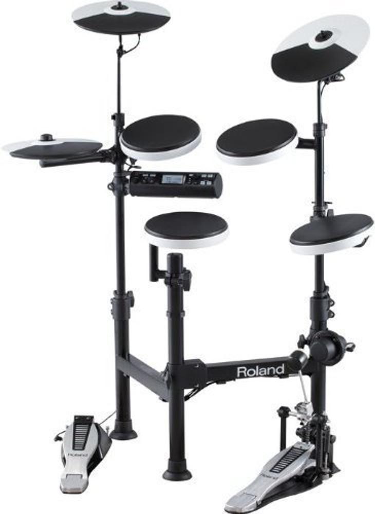 Roland Roland TD-4KP V-Drums Portable Set w/Stand