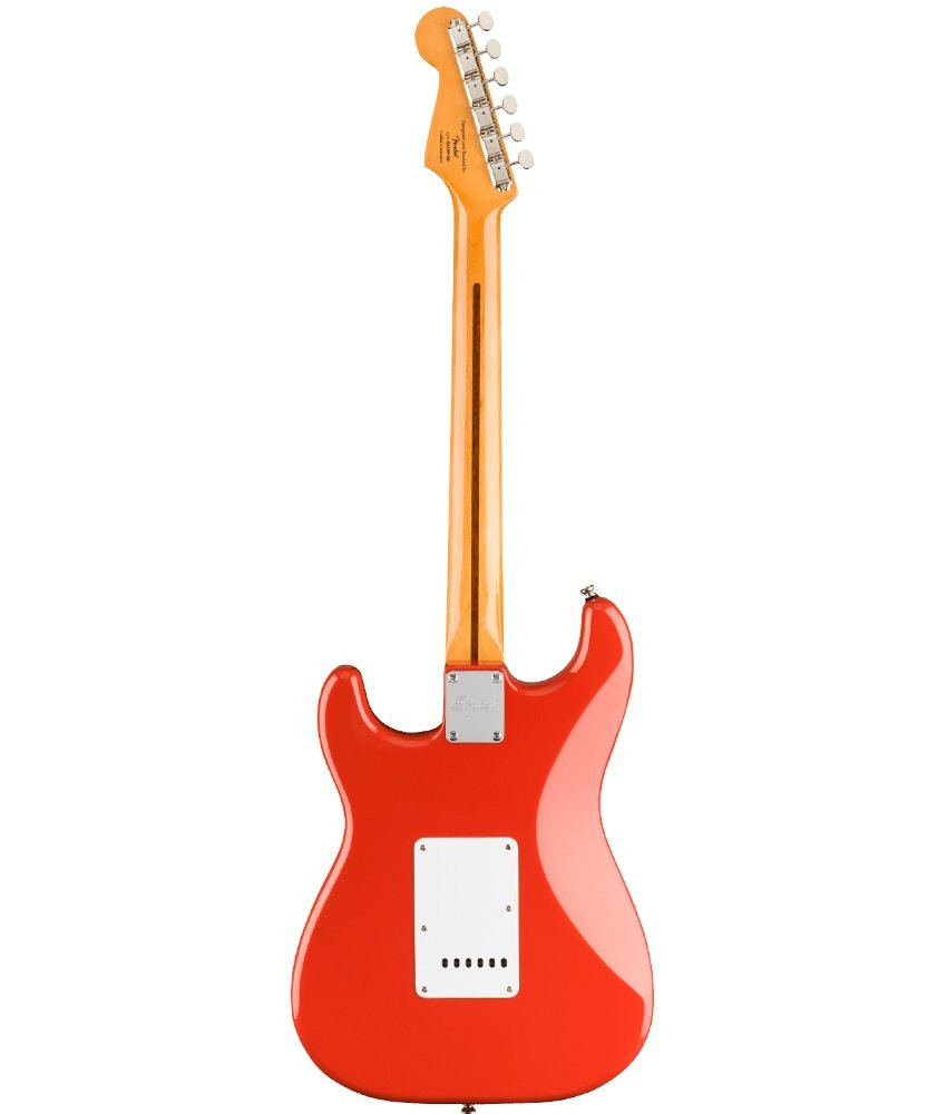 Squier Squier by Fender Classic Vibe 50s Stratocaster, Maple Fingerboard, Fiesta Red