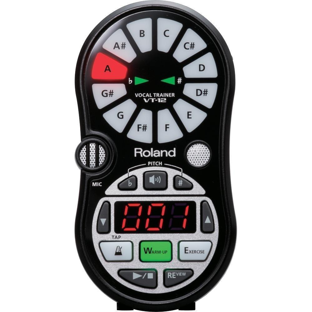 Roland Roland VT-12 Vocal Trainer - Black