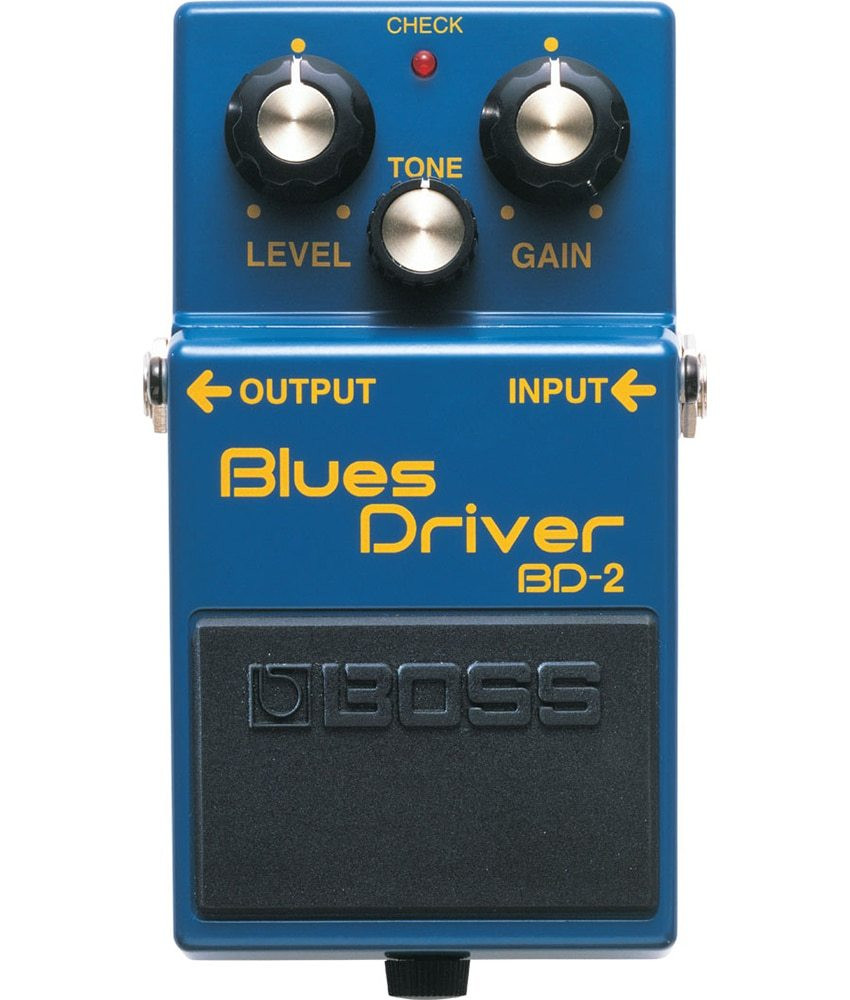 Boss Boss BD-2 Blues Driver Pedal Bundle