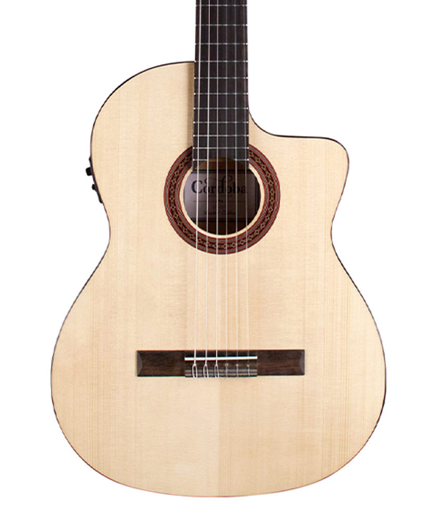 Cordoba Cordoba C5-CET Spalted Maple Limited Acoustic-Electric Guitar