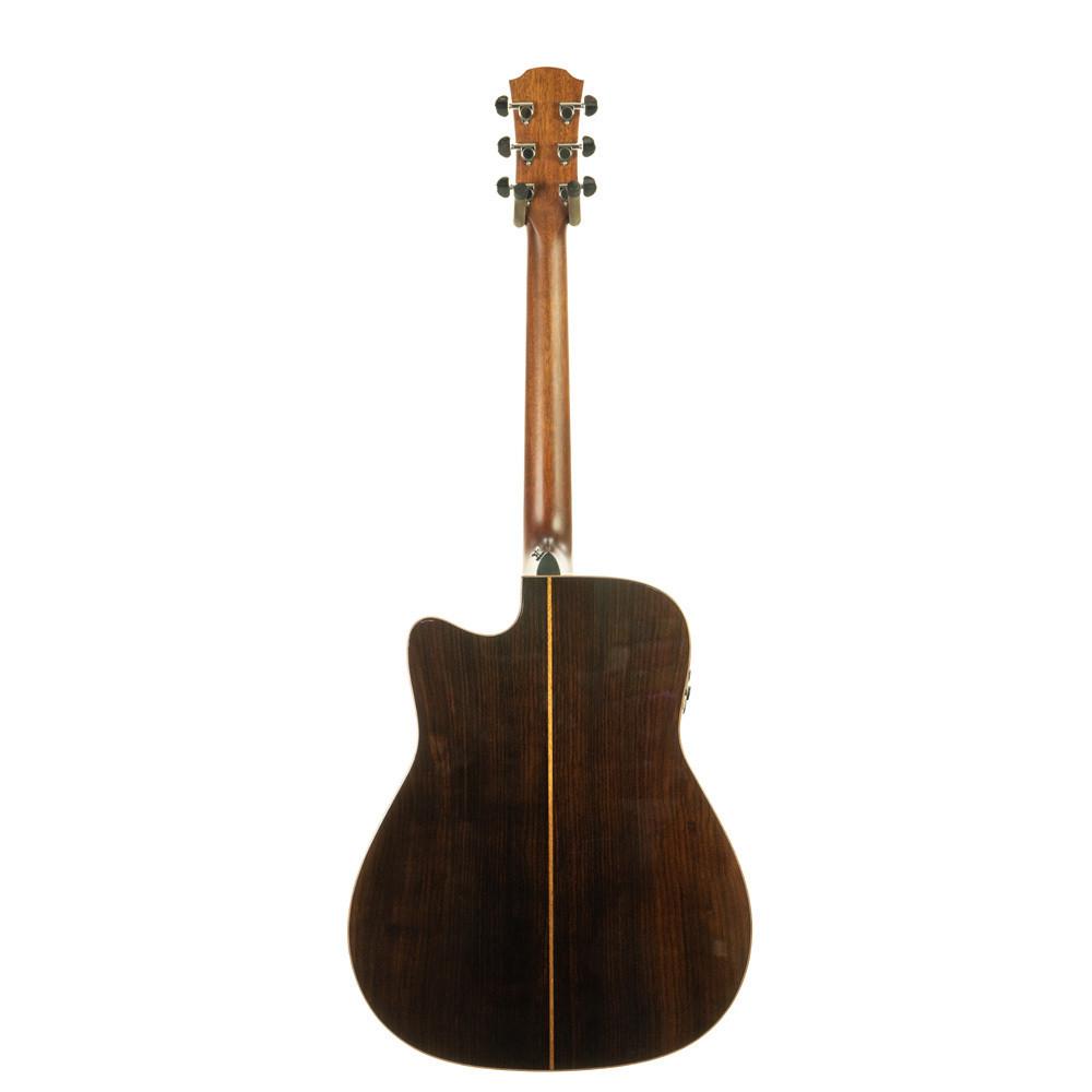 Yamaha Yamaha A3R Folk Cutaway Acoustic-Electric Guitar, Vintage Natural