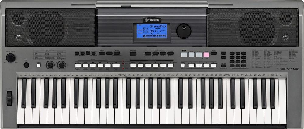 Yamaha Yamaha PSR-E443 61-Key Mid-Level Portable Keyboard Arranger
