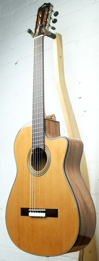 Cordoba Cordoba Fusion 12 Natural Classical Electric/Acoustic Cedar Top