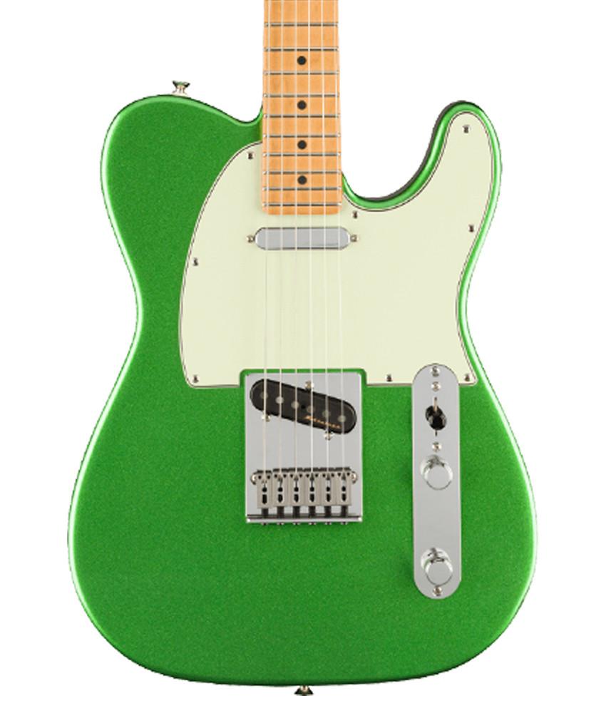 Fender Fender Player Plus Telecaster, Maple Fingerboard, Cosmic Jade