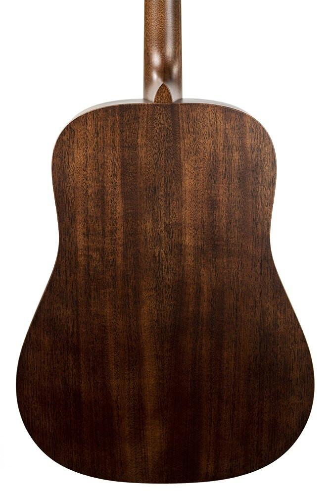 Martin Martin D-15M All-Mahogany Dreadnought Acoustic Guitar - Mahogany