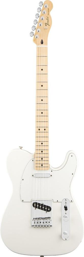 Fender Fender Standard Telecaster Arctic White Maple Fretboard