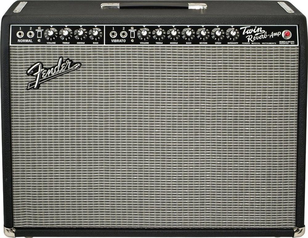 Fender Fender 65 Twin Reverb 85-Watt 2x12-Inch Guitar Combo Amp