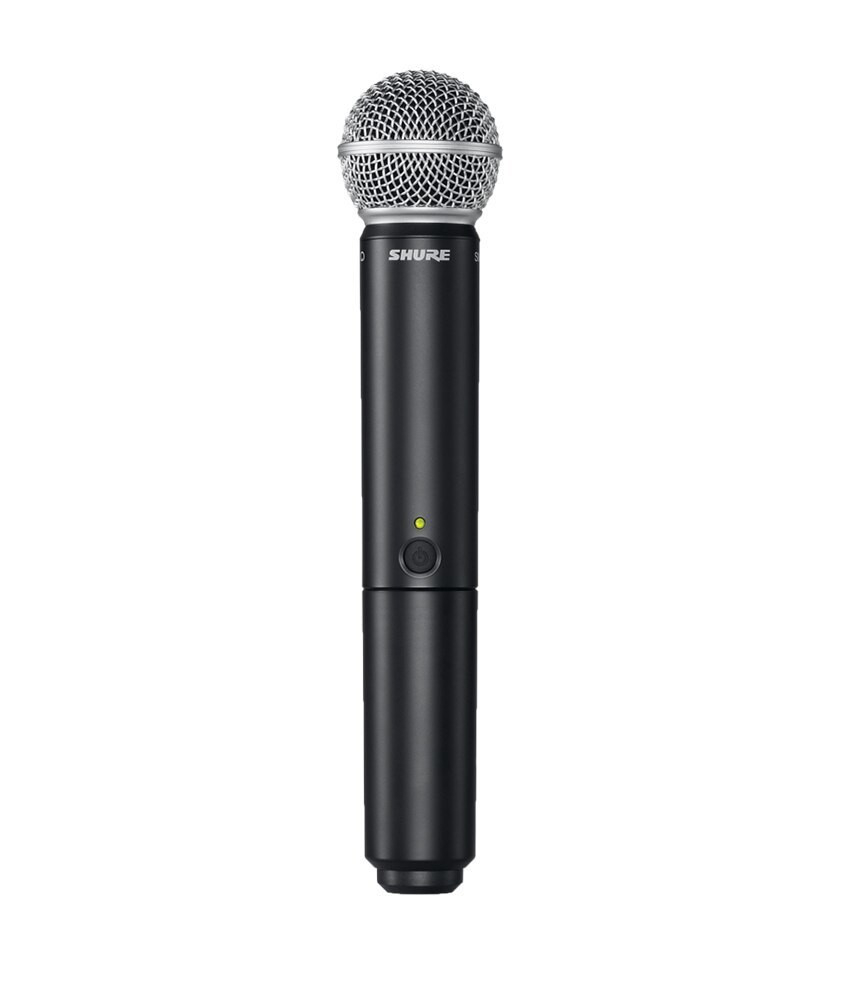 Shure Shure BLX24/SM58 Wireless Vocal System with SM58 Handheld Microphone