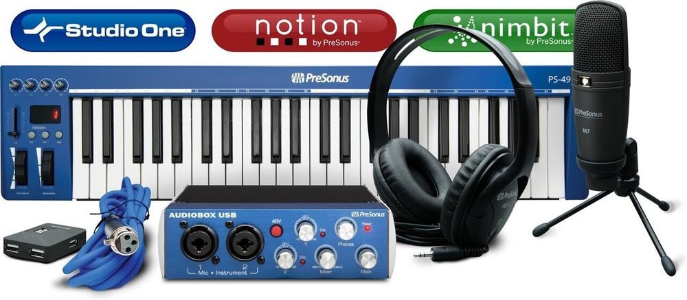 PreSonus PreSonus AudioBox Music Creation Suite