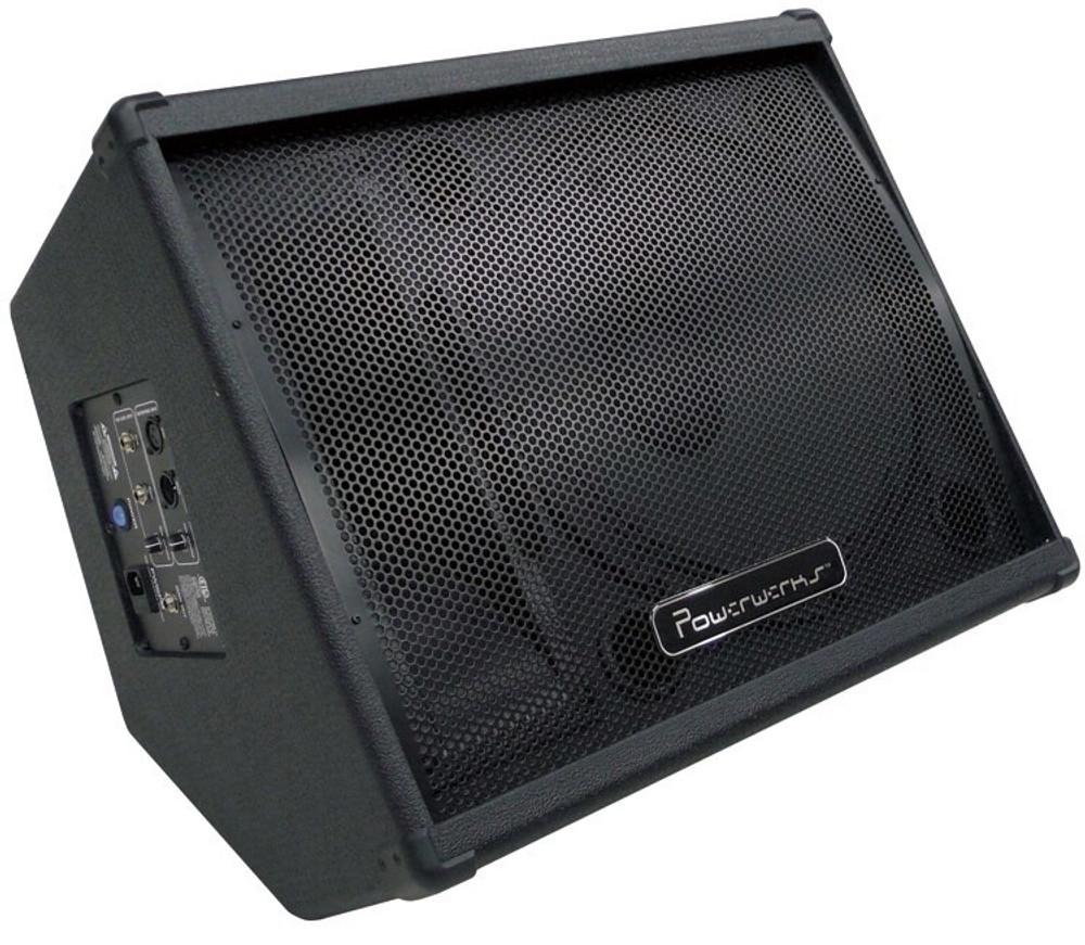 Powerwerks Powerwerks 12-inch 100-Watt Powered Monitor