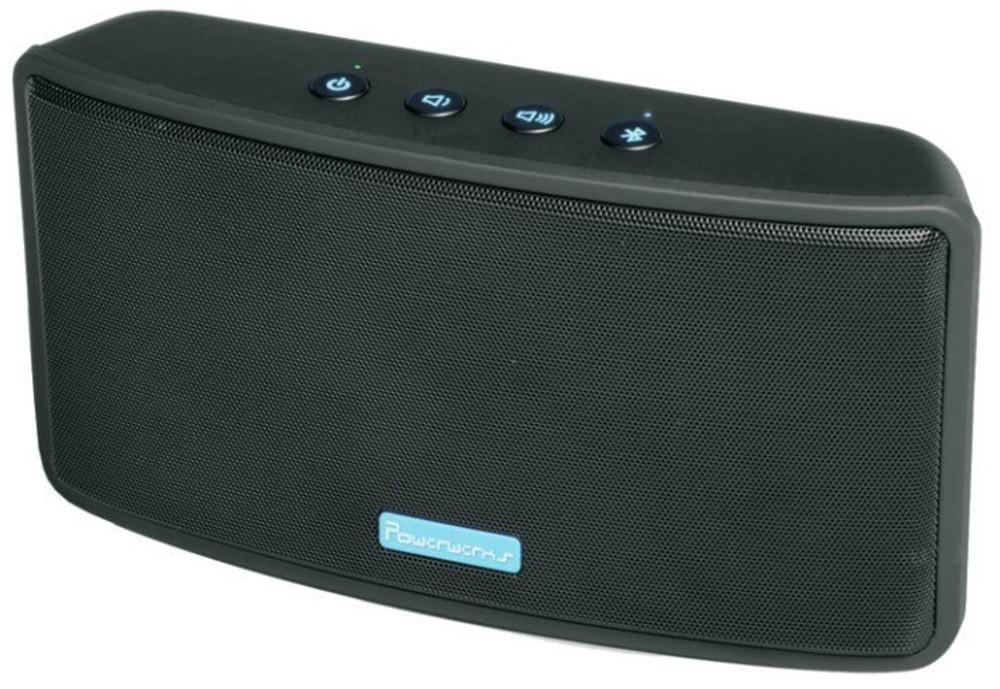 Powerwerks PowerWerks Bluetooth Enabled Desktop Speaker