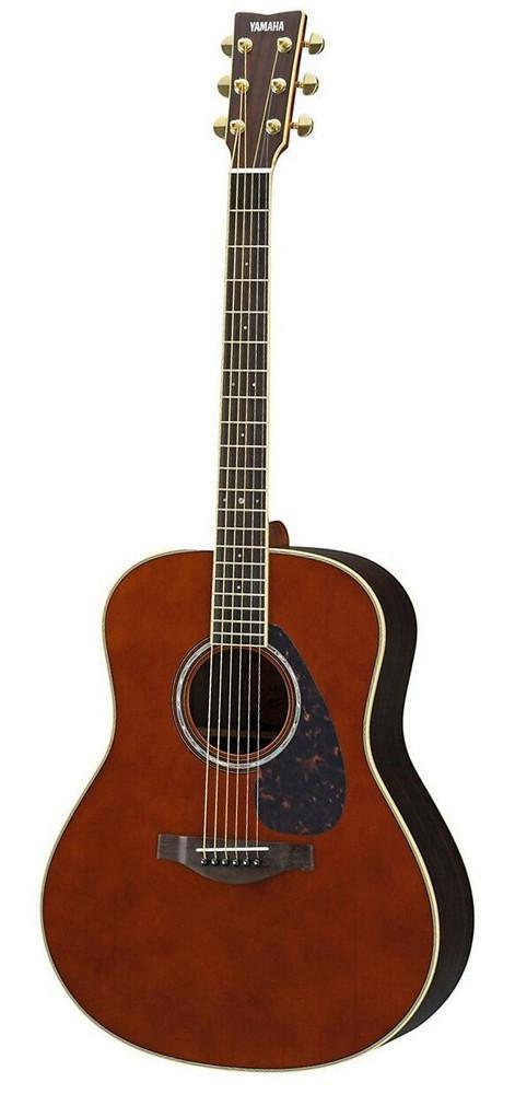 Yamaha Guitars Yamaha LL6 Rosewood Dark Tint Rosewood Folk Acoustic Guitar