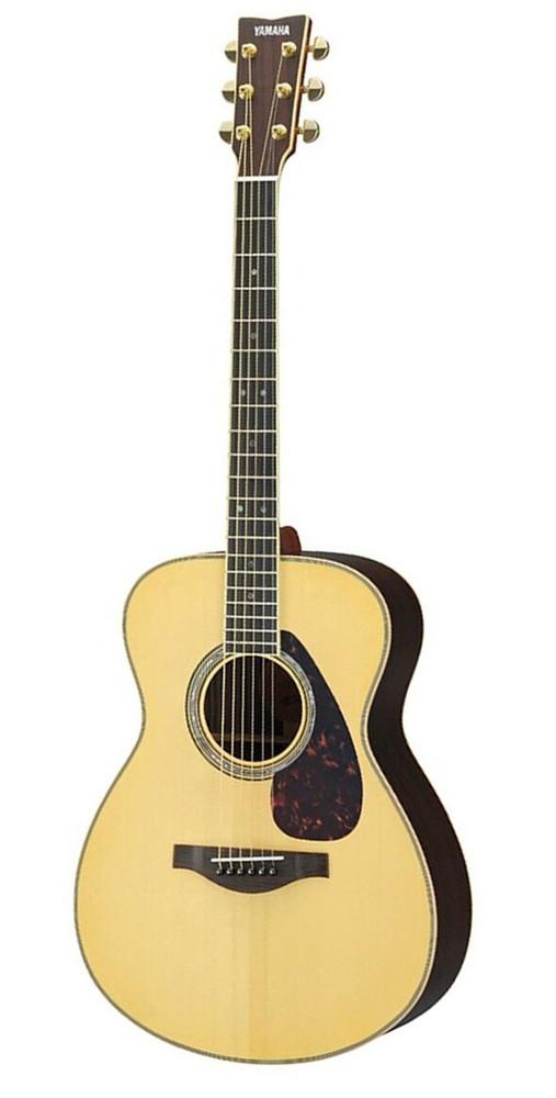 Yamaha Guitars Yamaha LS16 RHC Handcrafted Solid Rosewood