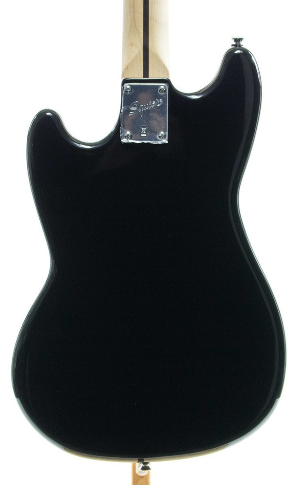 Squier Squier Affinity Series Bronco Bass Electric Guitar Black