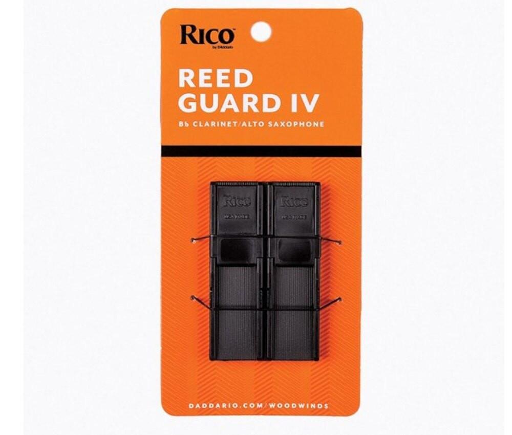 DAddario Rico Reed Guard IV, CLARINET and ALTO SAX