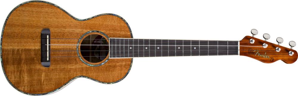 Fender Fender Nohea Koa Tenor Ukulele