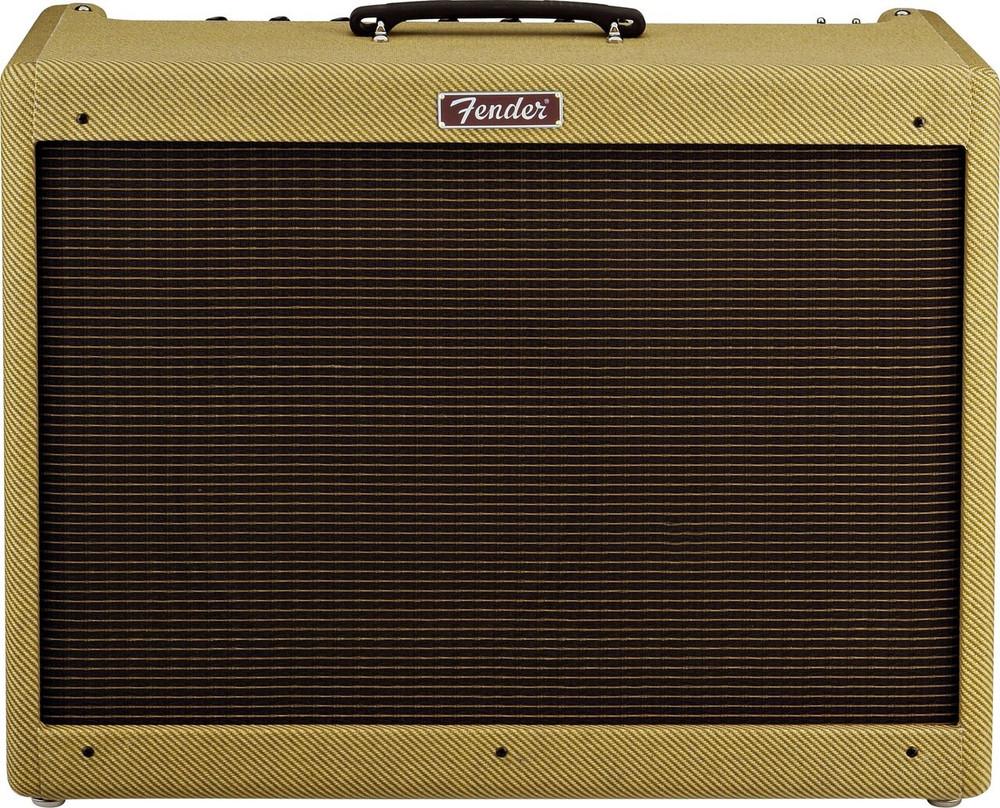 Fender Fender Blues Deluxe Reissue 40-Watt 1x12-Inch Guitar Combo Amp Tweed