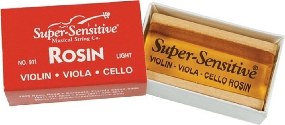 Super Sensitive Super Sensitive Light Rosin