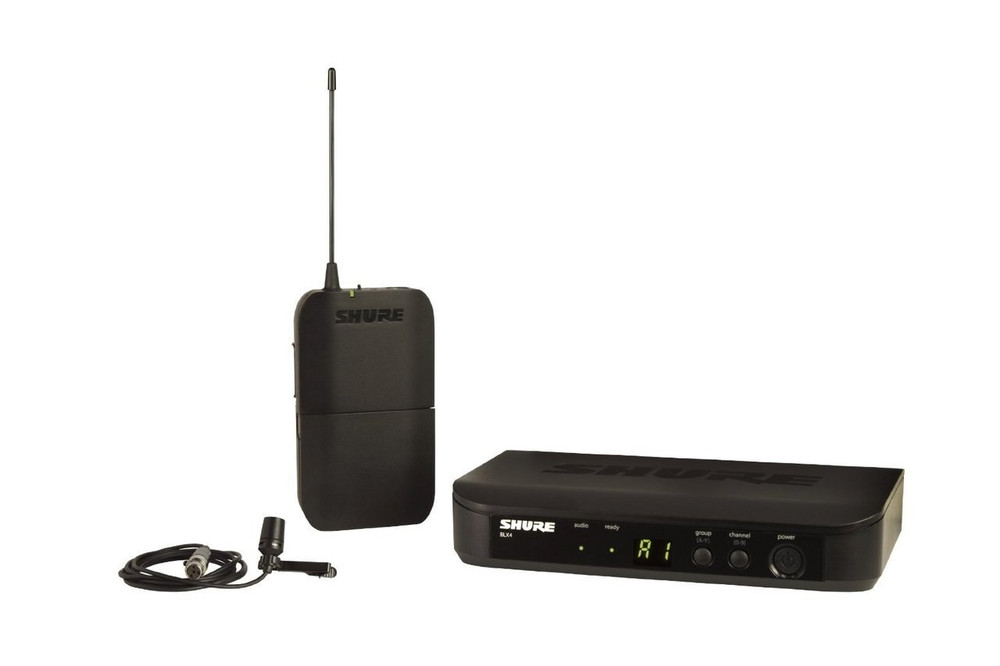 Shure Shure BLX14 with CVL Lavalier Wireless System