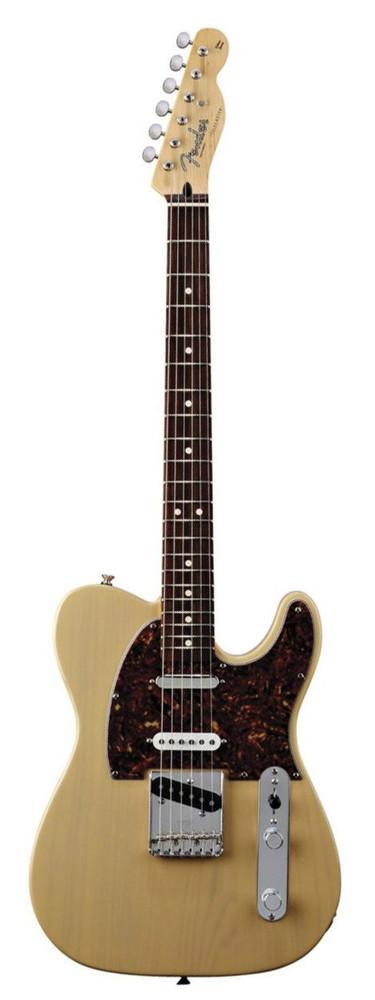 Fender Fender Deluxe Nashville Tele Honey Blonde