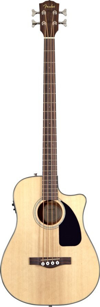 Fender Fender 0961560021 CB-100 Acostic Bass Laminated Spruce Top w/Pick up