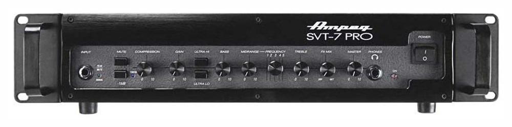Ampeg Ampeg SVT-7 PRO Bass Guitar Amplifier