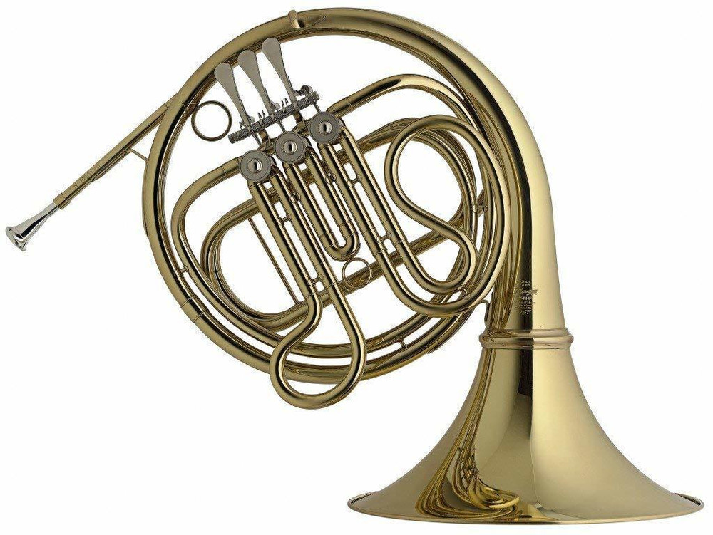 Stagg Stagg WS - HR245 F-3 Rot Valve French Horn with Form Case