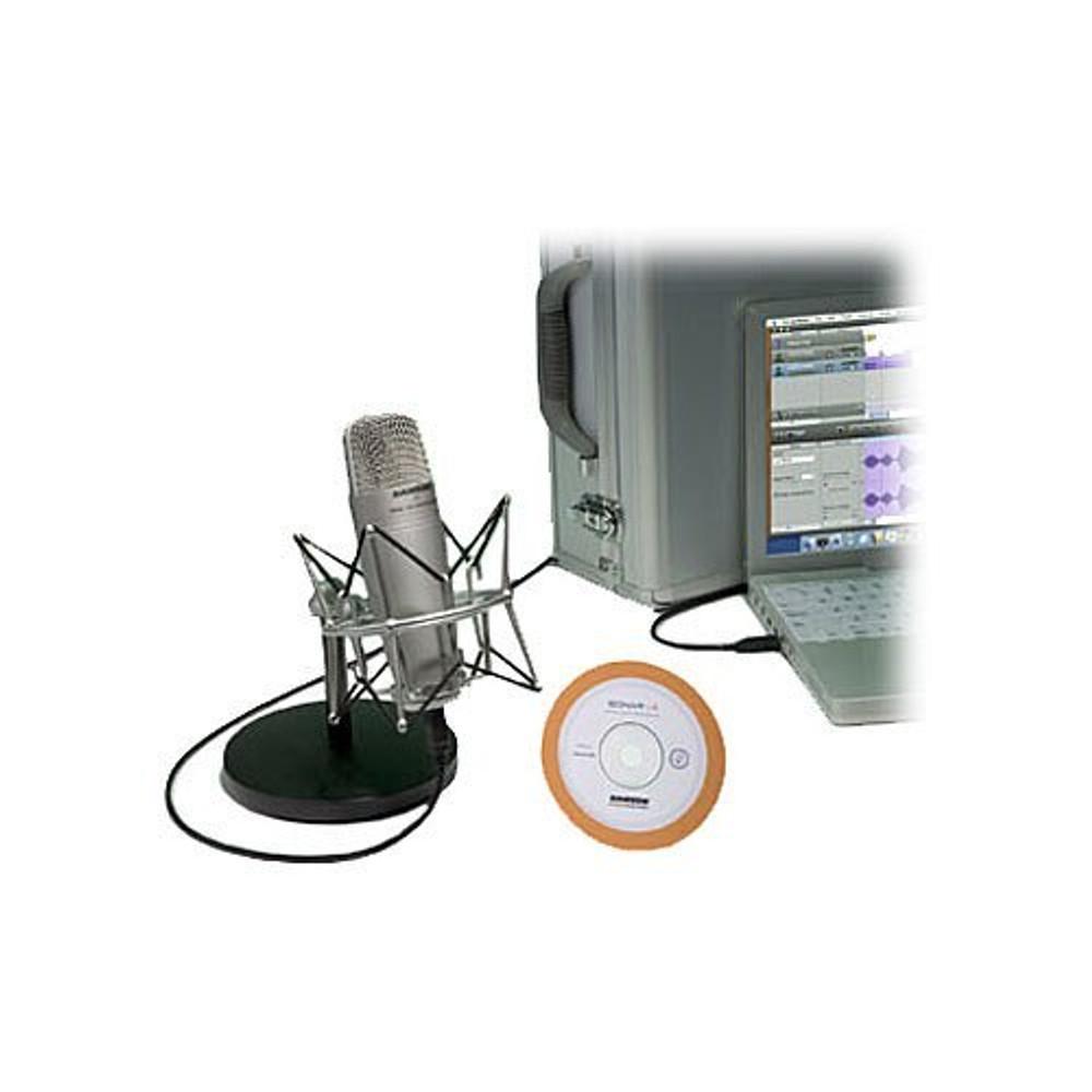 Samson Samson C01U Pak - Recording/ Podcasting Pack