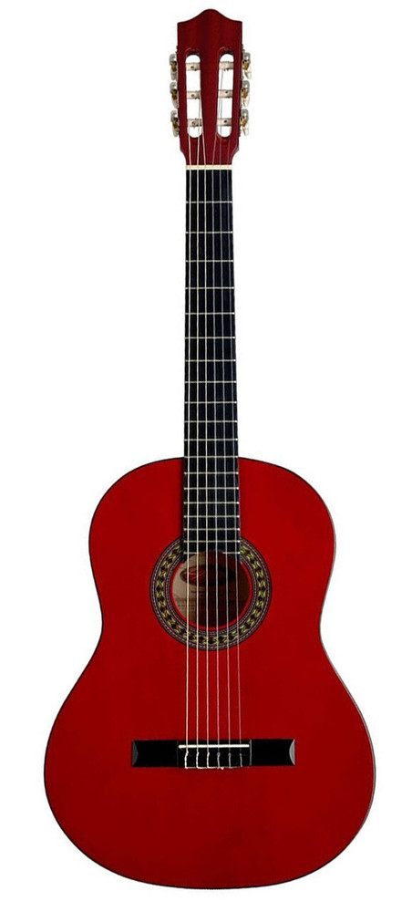 Stagg Pre-Owned Stagg C505TR 1/4 Classic Guitar Red