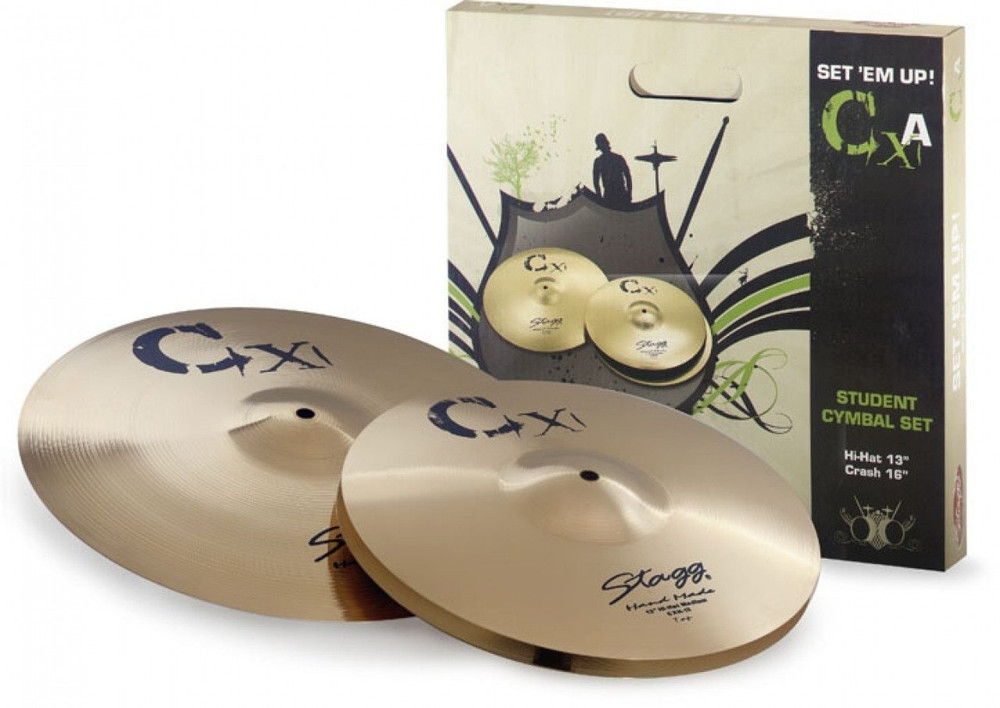 Stagg Stagg CXA Cymbal Set