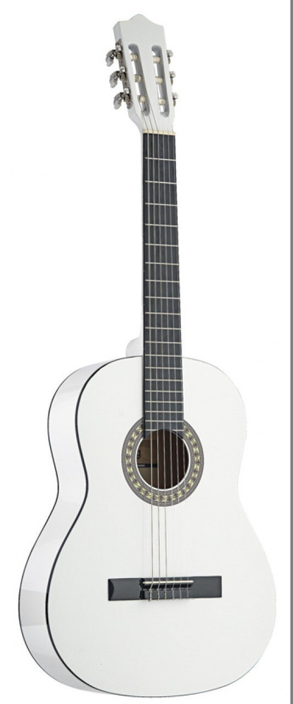 Stagg Stagg C505WH 1/4 White Classical Guitar