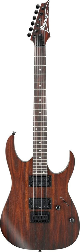 Ibanez Ibanez RG421RW Charcoal Brown Solidbody Electric Guitar